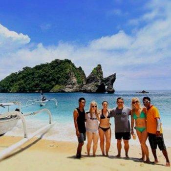 Pantai Atuh, Nusa Penida